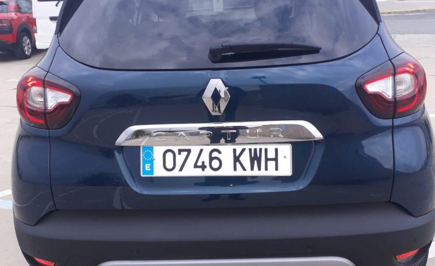 RENAULT CAPTUR TCE ZEN 90CV