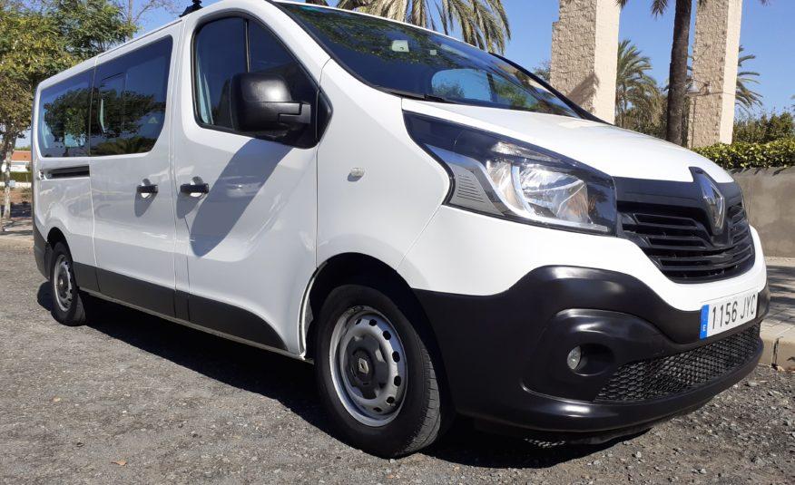 Renault Trafic Combi 9 Largo 1.6 DCI 125 cv